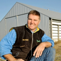 Archie Kennedy Grain Grower in the Warren region.
